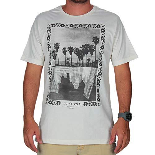 Camiseta Especial Quiksilver - Cinza - M
