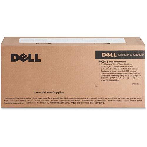 DELL PK941 Toner und Lasertoner für Laserdrucker, Schwarz, Laser, Dell 2330d/dn, 2350d/dn, Schwarz