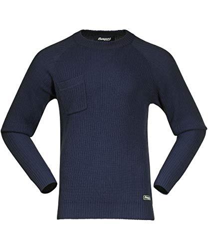 Bergans Stavali Sweat-Shirt Homme, Navy Modèle XL 2020 Couche intermédiaire