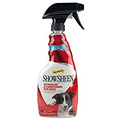 ShowSheen for GSD Grooming