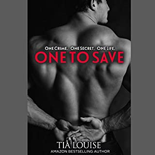One to Save: Derek & Melissa audiobook cover art
