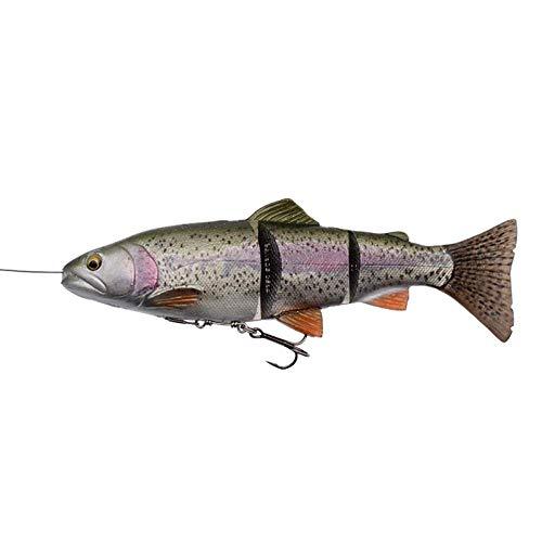 Savage Gear 4D LINEA Thru trout15cm 35g - Arcobaleno, Rainbow Trout (SS) 35g