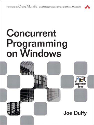 Concurrent Programming on Windows (Microsoft Windows Development Series) (English Edition)