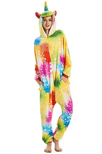 Pijama para Mujer, Diseño de Animales de Franela Polar Suave, Ropa de Casa para Dormir de Una Pieza, Disfraz de Cosplay para Fiesta