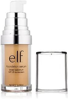 (3 Pack) e.l.f. Beautifully Bare Foundation Serum - Light / Medium