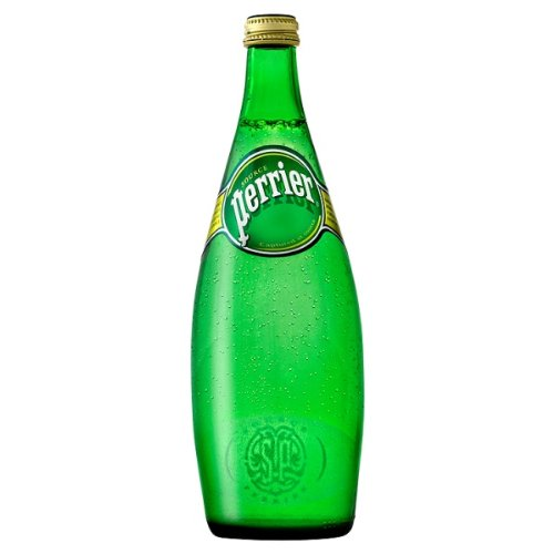 Perrier agua mineral natural brillante 12 x 75 cl