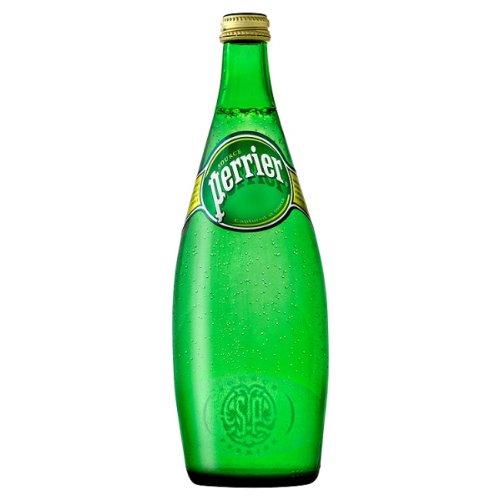 ACQUA PERRIER 0.750 lt. vetro a perdere - Scatole da 12 bottiglie
