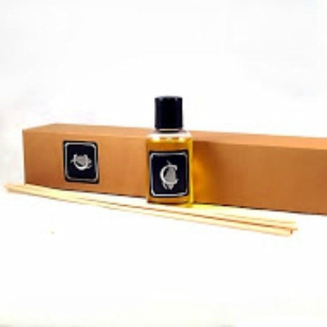 GINGER PEACH diffuser oil, 2 oz refill
