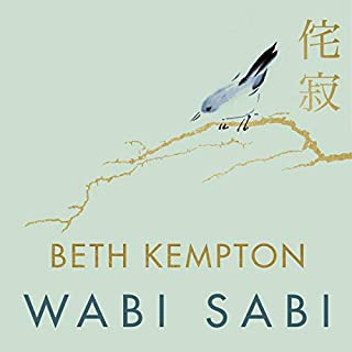 Wabi Sabi audiobook cover art