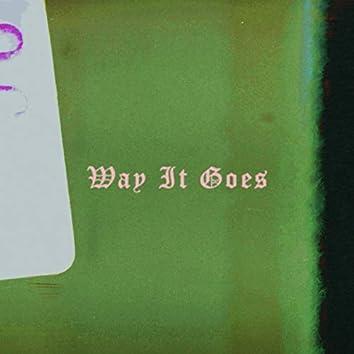 Way It Goes (Remixes)
