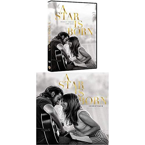 A Star is Born : Offre spéciale le film en DVD + le CD de la BO du film