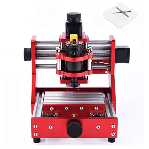 RATTMMOTOR Fresa CNC 1310, 3 ejes, GRBL, dispersión ER11, fresadora para madera, PVC, PCB, CNC, para grabado, DIY
