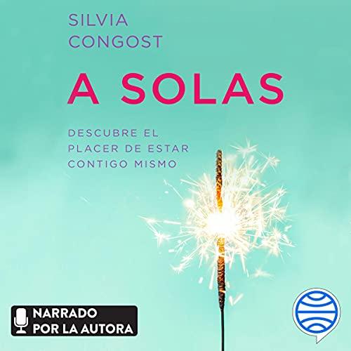 Diseño de la portada del título A solas