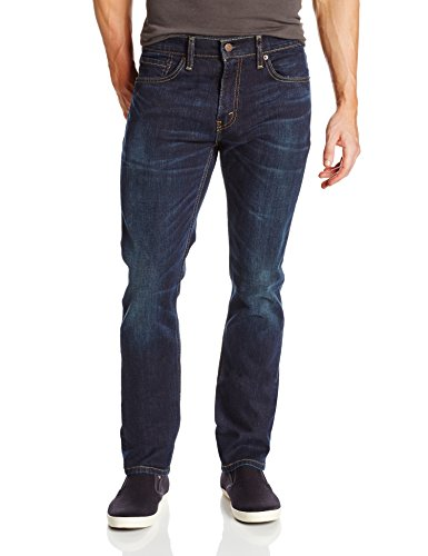 Levi's Men's 511 Slim Fit Jean, Sequoia - Stretch, 32W x 29L