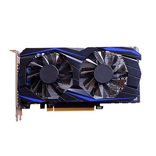 AILINSHA GeForce GTS450 4G GDDR5 Tarjeta gráfica 4GB 3000 MHz, bajo Consumo, VGA, DVI, HDMI, computadora de Escritorio Independiente Tarjeta de gráficos de Gaming HD