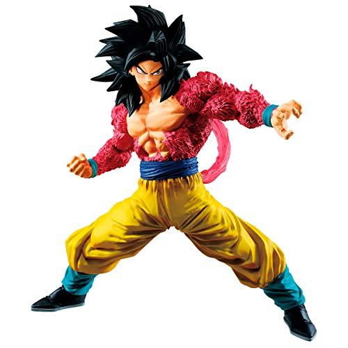 Banpresto Dragon Ball Gt Full Scratch The Super Saiyan4 Son Goku, Multiple Colors