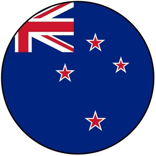 Rugby World Cup - Team Nieuw-Zeelandse vlag - (sleutelhangers/insignes/magneten / flesopeners ) (insigne (58 mm)) (sleutelhanger (58 mm)) (insigne (58 mm)) (sleutelhanger (58 mm)) (sleutelflessenopener (58 mm)) (sleutelhanger (58 mm)) (sleutelflessenopener (58 mm)) Keyring (58mm) Veelkleurig