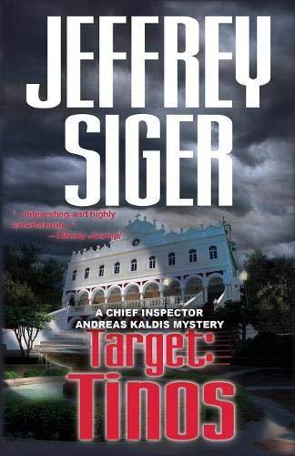 Image of Target: Tinos (Chief Inspector Andreas Kaldis Series)