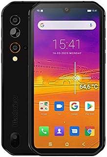 Blackview BV9900 Pro, 48MP Camera, 8GB+128GB IP68/IP69K Waterproof Dustproof Shockproof, Triple Rear Cameras, 4380mAh Battery, Side-mounted Fingerprint ID, 5.84 inches Android 9.0, 4G (Grey)