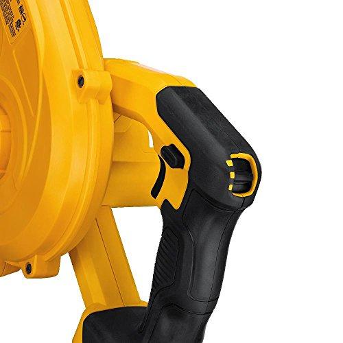 DEWALT 20V MAX Blower for Jobsite Kit, Compact, Dry Leaf, Debris Blower (DCE100M1)