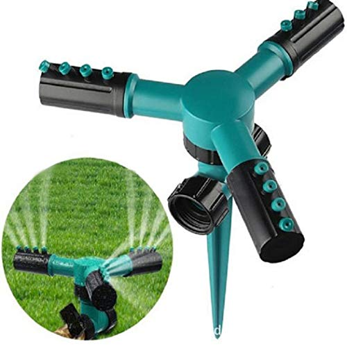 Irrigatore Automatico a Spina Rotante per Giardino