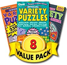 Best penny press variety puzzle books Reviews