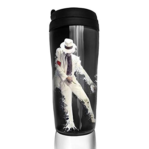 Coffee Cup Outdoor Trave Michael Jackson Coffee Mugs Vacuum Insulated Tumbler Thermos Mug Double Wall Tumbler Mugs