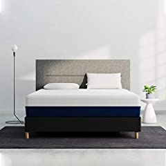 """SUPPORT MEETS SOFTNESS: The 12"""" AS3 Hybrid offers the perfect blend of support, softness, and bounce. That's why it's our most popular hybrid mattress for every type of sleeper. DEEPER SLEEP: The FDA-determined Celliant cover promotes more restful sl..."""