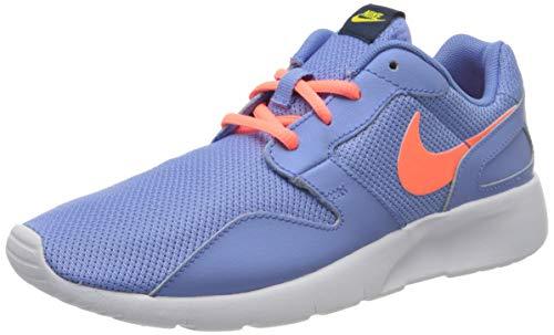 Nike Kaishi (GS), Zapatillas de Running Mujer, Azul/Amarillo/Negro (Chlk Blue/Brght MNG-Cnry-Obsdn), 38.5 EU