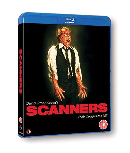 Scanners [Blu-Ray] [2015]