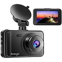 Innosinpo 3 Inch LCD 1080P FHD DVR Car Dashboard Camera