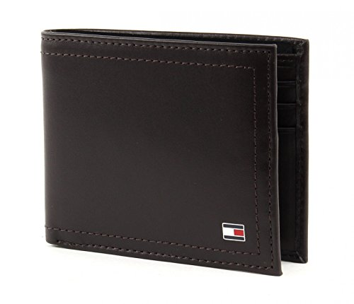 Tommy Hilfiger Harry Mini CC Wallet Coffee Bean