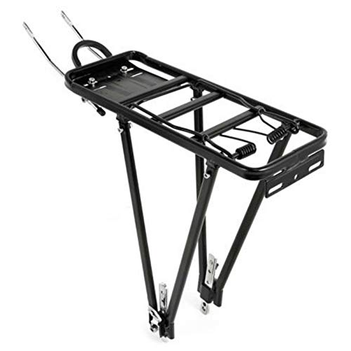 HO-TBO Bicycle Rear RackAluminum Alloy Rear Rack Carrier Bike Pannier Luggage Rack For Cycling MTB Mountain Bicycle 25KG Max Load Suitable For Bicycle Installation