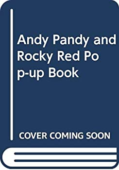 Hardcover Andy Pandy and Rocky Red Pop-up Book