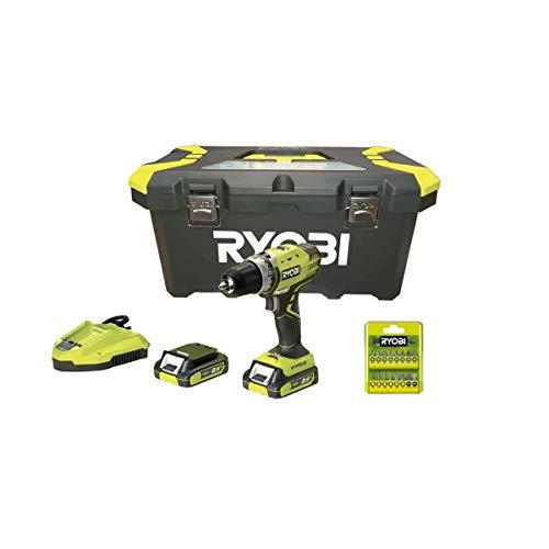 Ryobi 5133002451 Ryobi-2-traps boormachine (borg) 18V, 18V