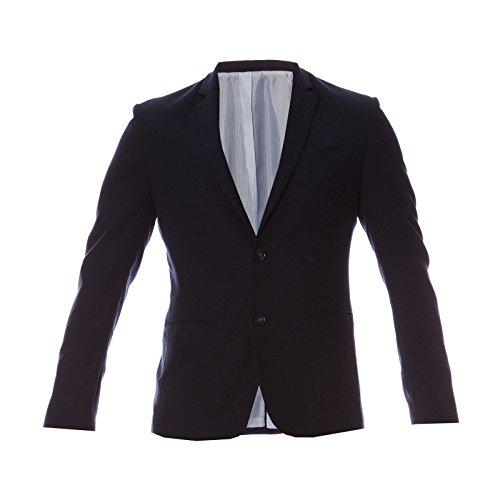Jack & Jones Premium Drake - Veste de costume - Uni - Homme - Bleu (Navy Blazer) - FR: 48 (Taille fabricant: 48)