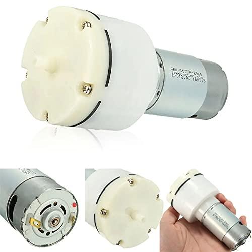MASUNN 12V DC Diaphragme Pompe à Vide Pompe à air Pompe à Vide à Haute Pression Micro