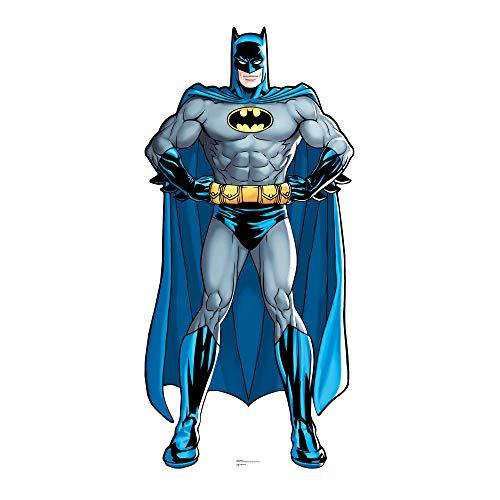 Batman DC Comics - Figura de cartón a tamaño Real (195 cm)