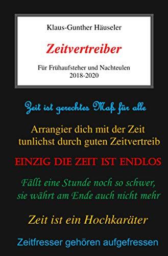 Zeitvertreiber: Für Frühaufsteher und Nachteulen