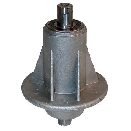 Lemmetlager links aanpasbaar voor zitmaaier Castelgarden met uitworp achter 92 cm – hoogte: 179 mm Vervangt het originele onderdeel: 82207202/0