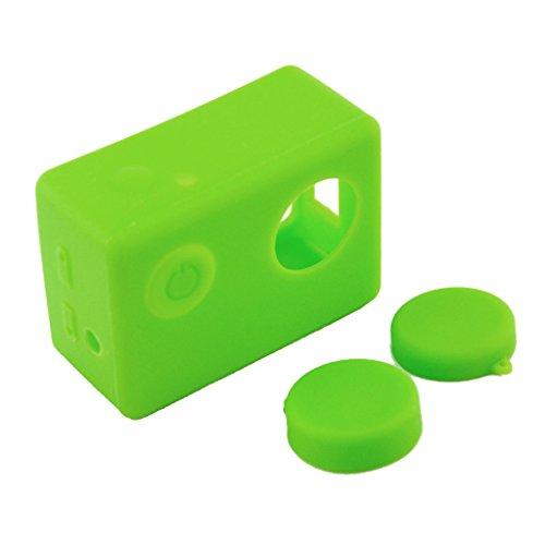 TISHITA #N/A De Silicona Suave A Prueba De Polvo De Protección De La Piel De La Caja para - Verde