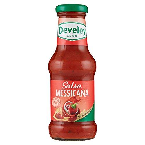 Salsa Messicana, Ideale con Nachos - 250 ml Develey Italia Develey