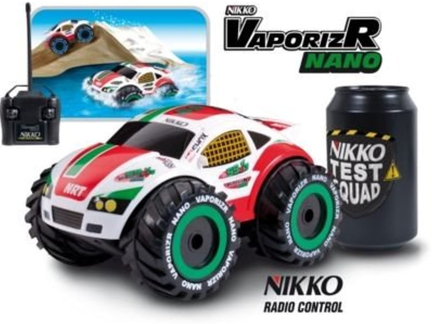Marvelous Nano Vaporizr Radio Controlled Car