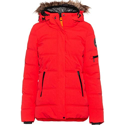 Icepeak Damen Blackey Steppjacke rot 36