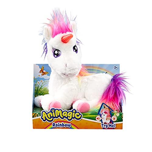 Animagic - Rainbow, mein Einhorn mit Lichteffekten, Elektronisches Haustier