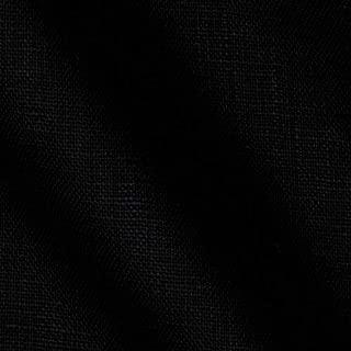 Robert Kaufman Waterford Linen, Black