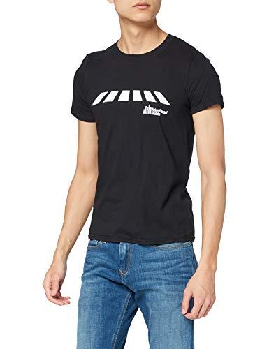 Abbey Road Studios Crossing T-Shirt, Noir, XX-Large Homme