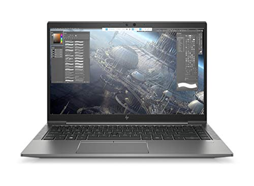 "HP ZBook Firefly 14 G7 14"" FullHD Touchscreen Laptop – i7 10510U, 16GB DDR4, 1TB NVMe SSD, Nvidia Quadro P520 4GB, Wireless 11ax & BT 5, Windows 10 Pro - UK Keyboard layout - Non HP Plain Box"