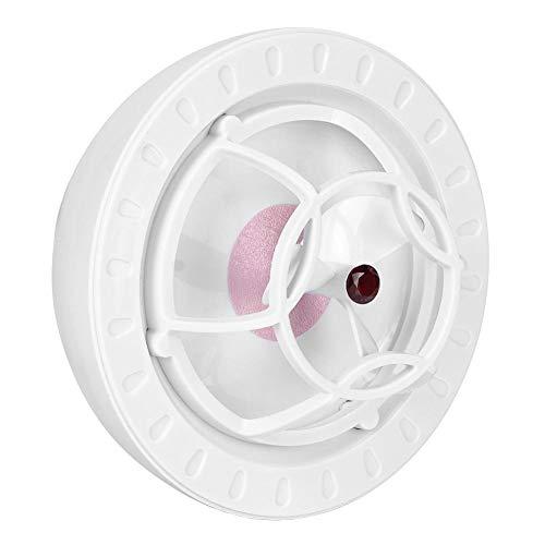 Mini-Geschirrspüler, multifunktionaler USB-Ultraschall-Geschirrspülmaschinenreiniger für die Küche, installationsfrei, Hochdruckwasserwelle(rot)