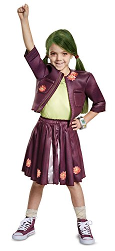 Disney Zombies Zoey Cheerleader Girls' Costume